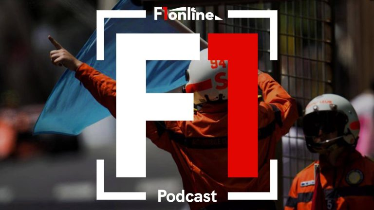 F1online podcast – modré vlajky