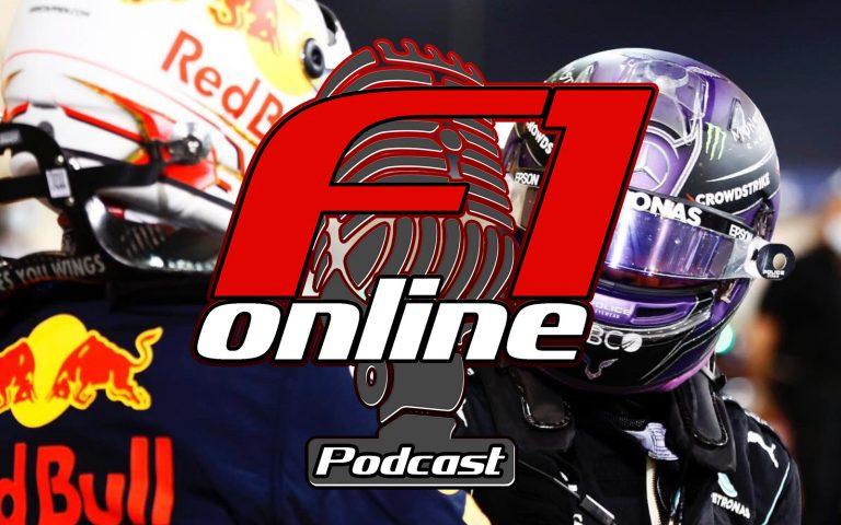 F1online podcast návrat k Bahrajnu