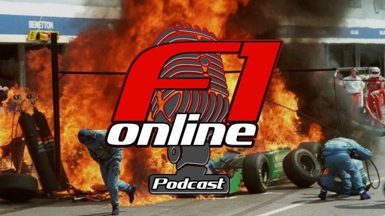F1online podcast palivo