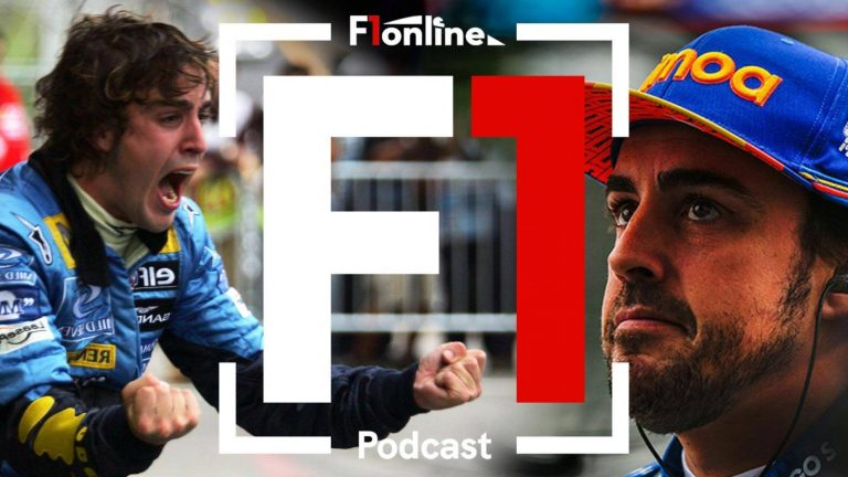 Fernando Alonso podcast