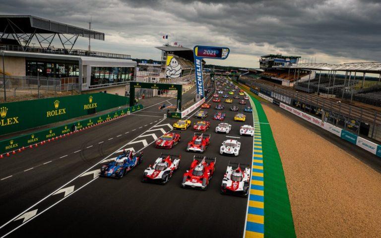 Štartové pole 24 hodín Le Mans 2021