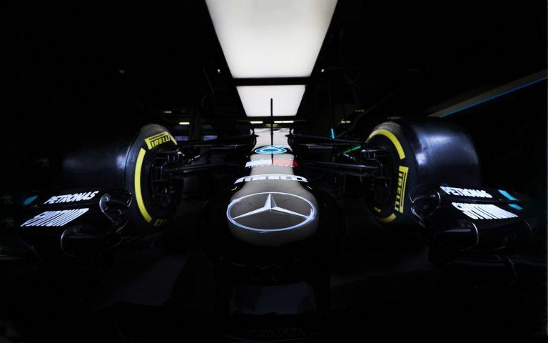 Mercedes ilustračné