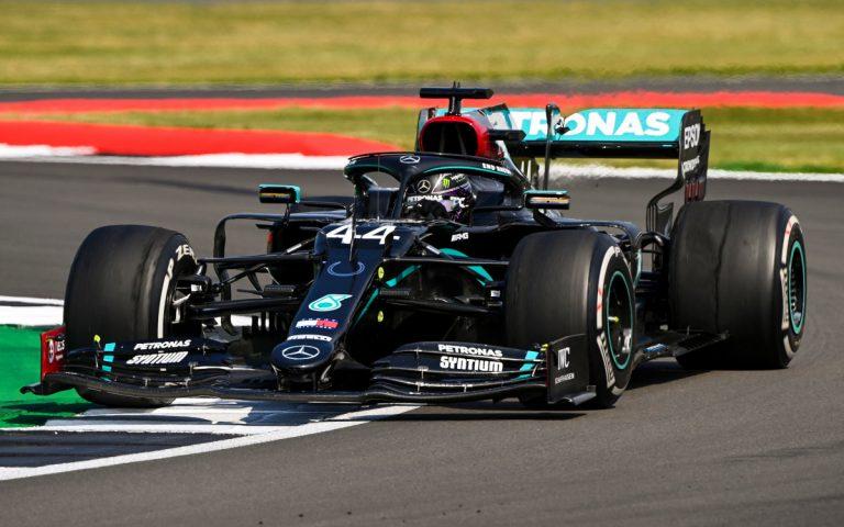 Lewis Hamilton – pľuzgiere