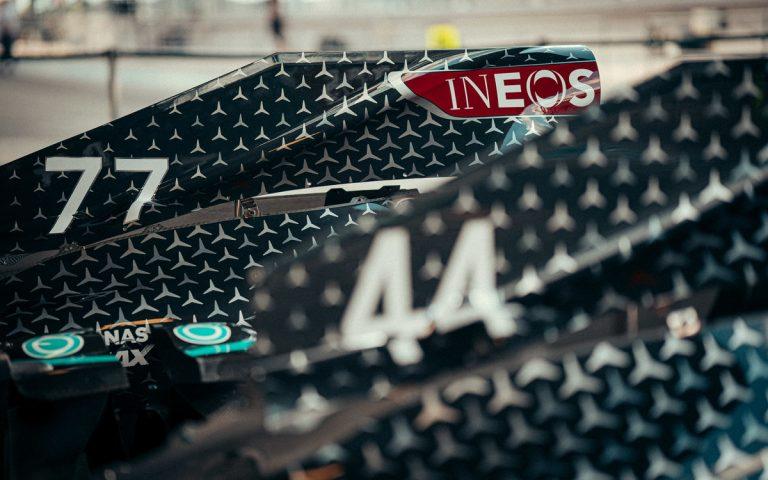 Valtteri Bottas, autá Mercedesu