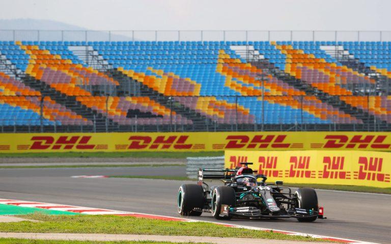 Lewis Hamilton s DRS