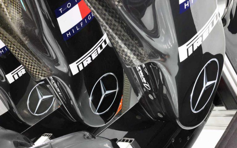 Mercedes, ilustračné, nosy