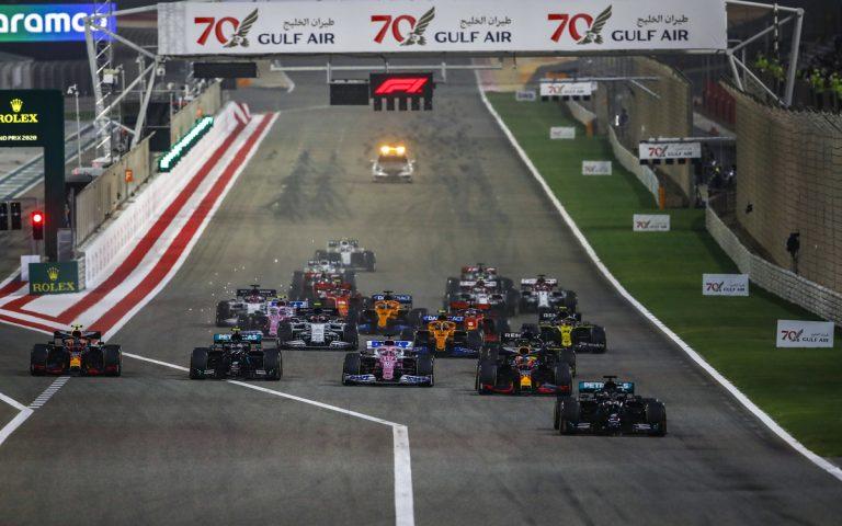 Po štarte VC Bahrajnu 2020
