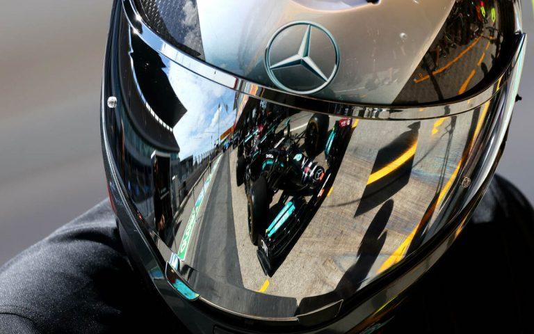 Lewis Hamilton, Mercedes, ilustračné