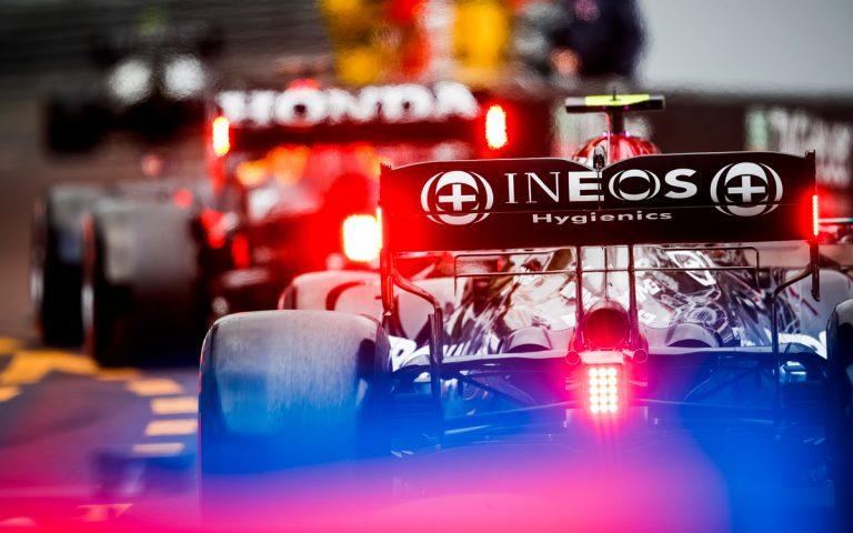 Valtteri Bottas, Mercedes zozadu, svetlá