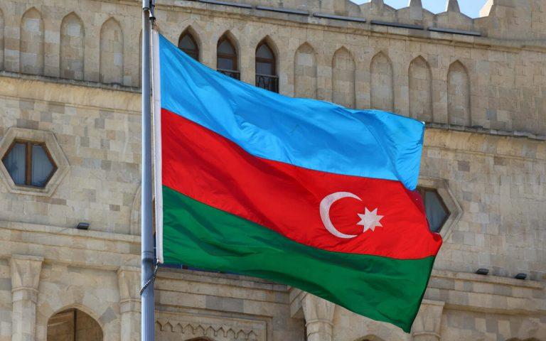Baku, Azerbajdžan, ilustračné