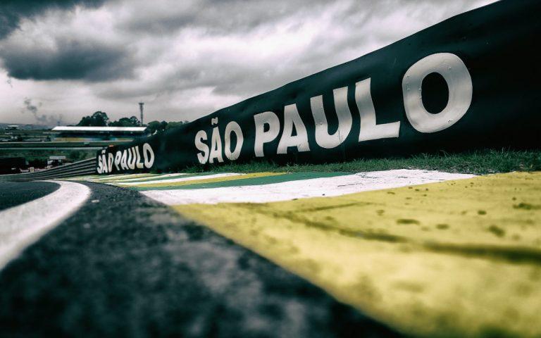 Interlagos, Sao Paolo, Brazília
