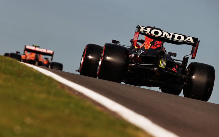 Max Verstappen, Red Bull zozadu, Honda