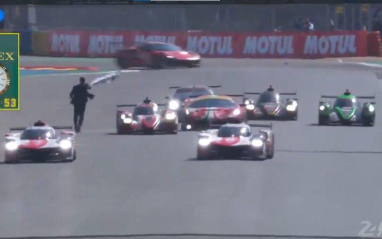Záver 24 hodín Le Mans 2021