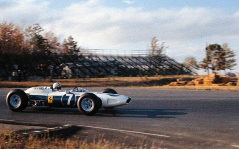 John Surtees, VC Mexika 1964, Ferrari 158