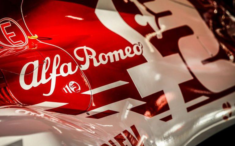Logo tímu Alfa Romeo