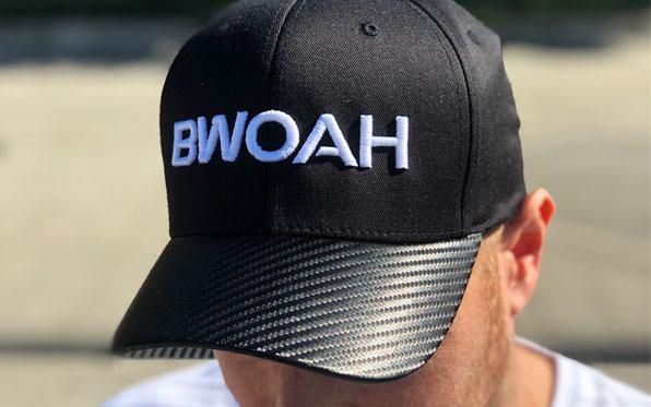 šiltovka BWOAH