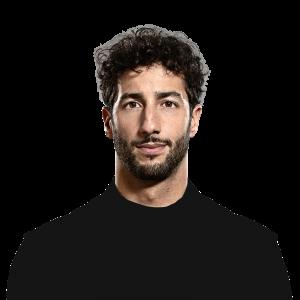 Daniel Ricciardo portrét