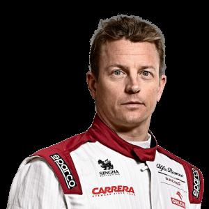 Kimi Räikkönen portrét