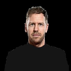 Sebastian Vettel portrét