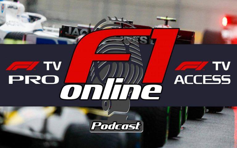 F1online podcast: F1 TV Pro a F1 TV Access