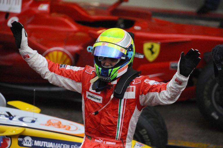 Felipe Massa – Brazília 2008