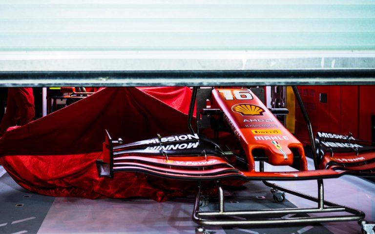 Logo tímu Ferrari