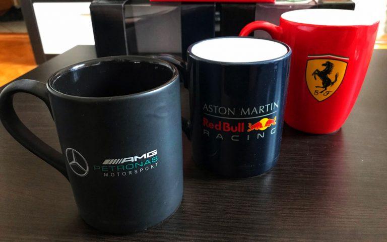 vianočné darčeky F1