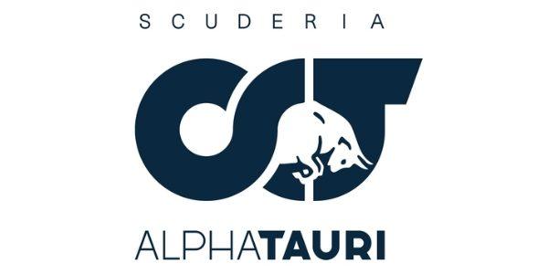 Logo tímu Alpha Tauri