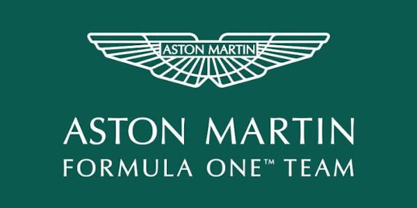 Logo tímu Aston Martin