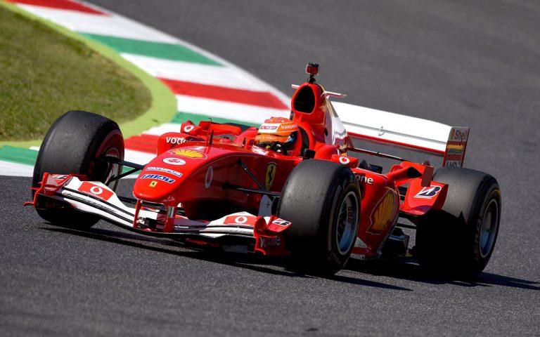 Mick Schumacher – Ferrari F2004