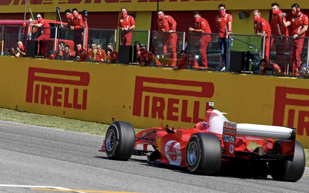 Mick Schumacher - Ferrari F2004