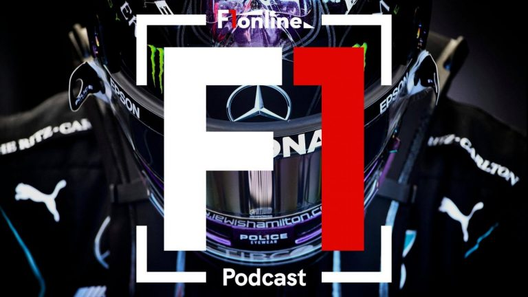 F1online podcast – Lewis Hamilton