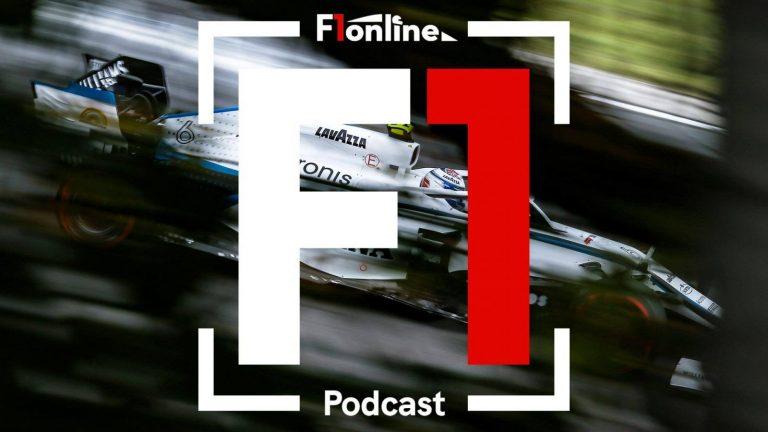 podcast F1online o tíme Williams