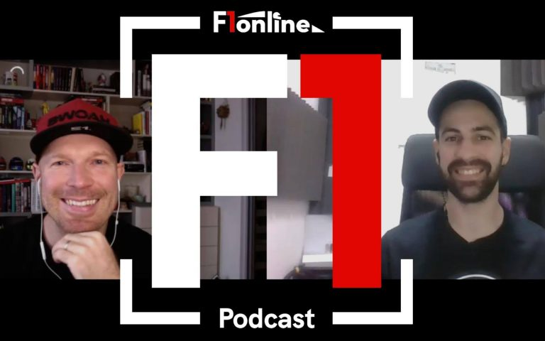 podcast f1online
