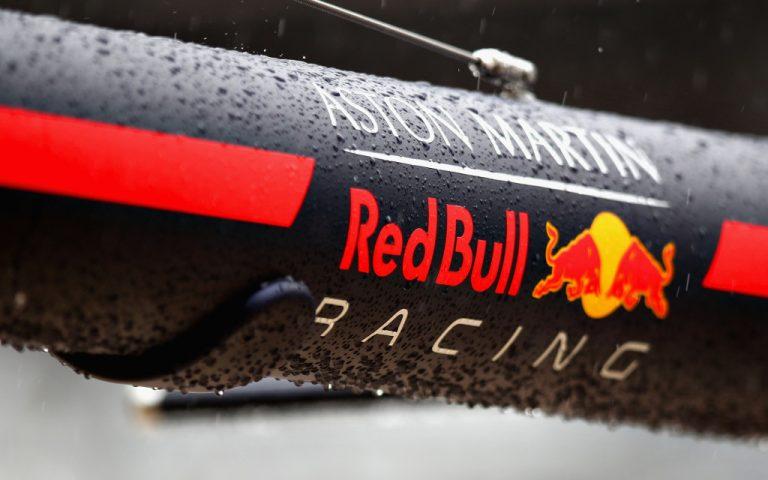 Logo tímu Red Bull