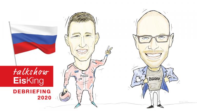 EisKing debriefing – VC Ruska 2020